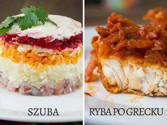 Oto najlepszy przepis na szubę i rybę po grecku. W moim rodzinnym domu, te pyszne dania są nieodłącznym elementem wigilijnej kolacji.