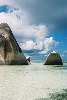 Anse Source D'Argence