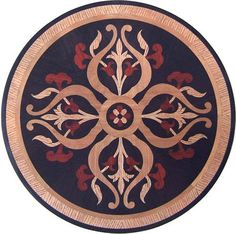 66 Best Exquisite Hardwood Inlay Floor Medallions Images