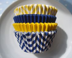 The only thing that could make cupcakes sweeter. #GoBlue