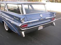 '59-60 Pontiac Bonneville wagon.