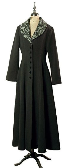 Princess coat from www.victoriantrad...