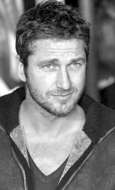 Gerard Butler. Scottish, but close enough.   He seems like the type of guy that would do tequila shots with you at the club, whisper super dirty stuff into your ear, and then take you home for a rocking good time;) THIS IS SPARTA!!!!