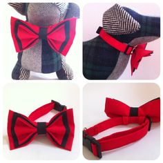 3 Layers Bow Tie