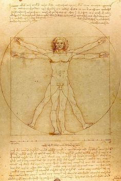 "What makes the ""Vitruvian Man"" so significant?"