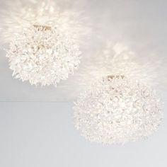 Kartell - Bloom Ball Ceiling- Wall Lamp
