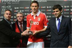 Dec/Jan - Portuguese League Best Player - Matic
