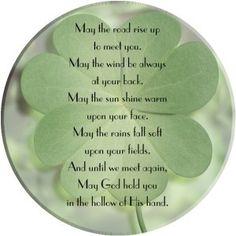 Irish Blessing by shannonpat