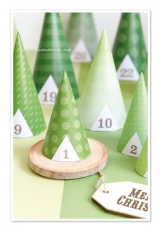 isabodesign, advent calendar, calendario avvento