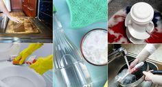 Sempre falamos do bicarbonato de sódio como um excelente remédio natural Desta vez, queremos apresentar seu poder também em outros cuidados, como a limpeza da casa.Para