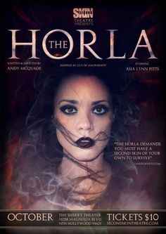 'The Horla,' was first introduced to the world by way of a short French horror story written in 1887, by Guy de Maupassant.