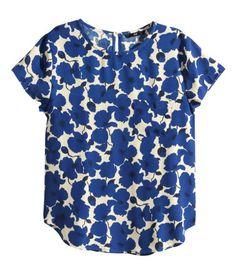 Floral Top | H&M US $14.95
