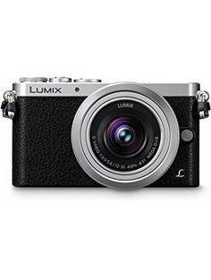 Panasonic LUMIX DMC-GM1KS Mirrorless Digital Camera with 12-32mm Silver Lens Kit ❤ Panasonic