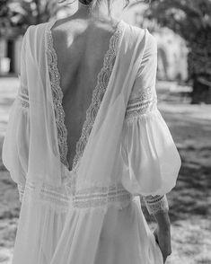 85 Stunning wedding dresses with amazing details, lace wedding dress,long sleeves wedding dress,deep plunging neckline wedding dress,heavy embellishment wedding dress Western Wedding Dresses, Stunning Wedding Dresses, Bridal Dresses, Bridal Lace, Bridal Style, Wedding Bride, Wedding Gowns, Lace Wedding, Moda Boho