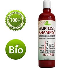 Best Hair Loss Shampoo Potent Hair Loss Fighting Formula Natural Topical Regrowth Treatment Restores Hair Stops Hair Shedding Contains Biotin Rosemary Coconut Oil For Women and Men Best Hair Loss Shampoo, Shampoo For Fine Hair, Shampoo For Damaged Hair, Hair Shampoo, Color Shampoo, Biotin Hair, Biotin Shampoo, Home Remedies For Hair, Hair Loss Remedies
