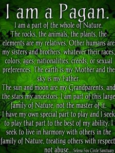 Pagan This is how I believe it should be for all humanity. Not hatred, not bloodshed, not the constant threat of war. No matter the religion or other differences we all bleed the same, of us have the capacity to love, we all have hurts and joys. Norse Pagan, Pagan Witch, Witches, Celtic Paganism, Pagan Men, Celtic Druids, Pagan Gods, Witch Spell, Celtic Mythology