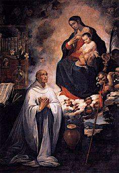 San Bernardo de Claraval, por Juan de las Roelas, Sevilla