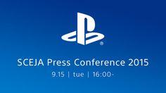 TGS '15 – Data e orario per la conferenza di Sony Japan!