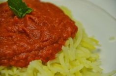 Nightshade Free Roasted Veggie Pasta Sauce (SCD, Paleo, AIP, GAPS)   The Tasty Alternative