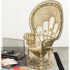 Lot de 10 fauteuil pour poup/ée collection osier rotin emmanuelle