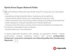Opinia Home Stagers Network Polska #migomedia