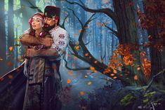 Kai Fine Art is an art website, shows painting and illustration works all over the world. Folk Clothing, Bulgarian, Folklore, Sleeve Tattoos, Art Drawings, Scenery, Digital Art, Fine Art, History