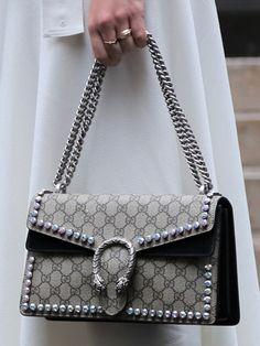 884f7836b399 Gucci Small Dionysus GG Supreme Canvas & Suede Shoulder Bag | Nordstrom