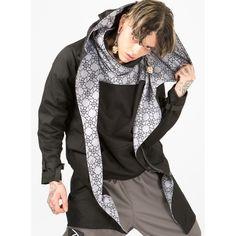 Chaqueta original Kabuki GRY Hombre salto - https://arteporvo.com/tienda/hombre/chaquetas-hombre/  #jackets #arteporvo #BCN #fashion #men #boys #arte #design #clothes #chaqueta #hombre #kabuki #kabukijacket