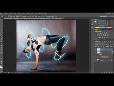 tutorial fotomontajes, recorte profesional y cambiar fondo en photoshop cs6 - YouTube