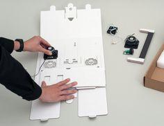 DIY 80's inspired boombox