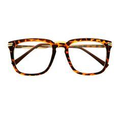 Vintage Style Keyhole Clear Lens Wayfarer Eyeglasses Frames W1690 – FREYRS - Beautifully designed, cheap sunglasses for men & women