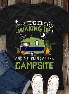 Campsite I M Tired Waking I'm Getting Tired Of Waking , campingplatz ich bin es leid aufzuwachen ich bin es leid aufzuwachen Campsite I M Tired Waking I'm Getting Tired Of Waking , camping With Toddlers - Family camping - camping Coffee Camping Style, Camping Glamping, Camping Life, Camping Gear, Camping Hacks, Outdoor Camping, Hiking Gear, Rv Life, Family Camping