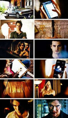 The Vampire Diaries, Total Eclipse of the Heart.
