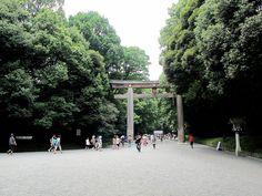 Tokyo, Yoyogi Park