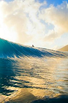 Sun's up, Surf's up