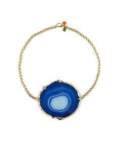 The Calypso Geode Pendant by JewelMint.com
