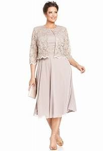 Plus Size Mother Of The Bride Dresses With Long Jackets - Flower Girl Dresses