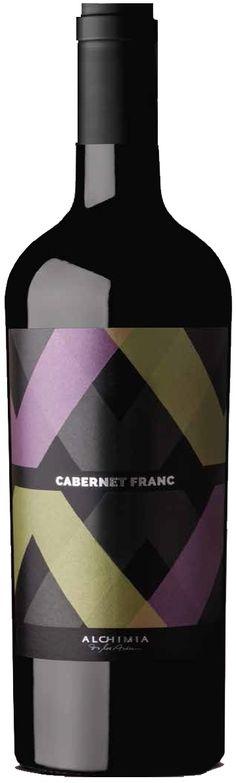 """Alchimia de los Andes"" Cabernet Franc 2013 - Alchimia de los Andes Wines, Mendoza--------------- Terroir: Barrancas---------------------- Crianza: 12 meses en barricas de roble francés"