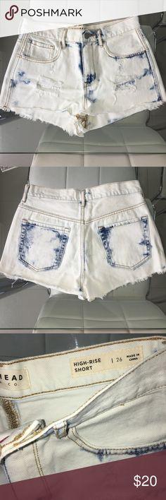 Pacsun short size 26 - like new Pacsun short size 26 - like new PacSun Shorts Jean Shorts