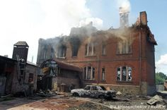 Sloviansk after attack