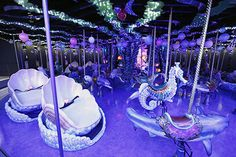 Night Circus, Merry Go Round, Carousel Horses, Photo Memories, Candyland, Carnival, Fair Grounds, Carousels, Berry