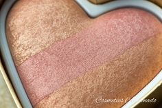 Too Faced Sweetheart blushes in Peach Beach and Something About Berry