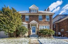 4 Bedroom #House For #Sale In #Toronto Near Winderemere & The Queensway.