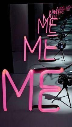 ME! ME! ME!