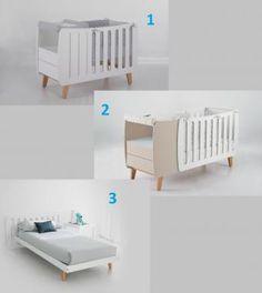 Productos y servicios - Productos - Muebles para Bebé - Cuna Evolutiva Harmony - Babymundo & Kids - Muebles y cunas para bebé