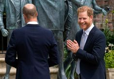Prince William And Harry, Prince Harry, Princess Kate, Princess Of Wales, Diana Statue, Royal Life, Harry And Meghan, Duke And Duchess, Kate Middleton