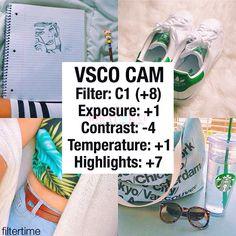 Part 1: 84 of the BEST Instagram VSCO Filter Hacks - Beauty Blog on Honest…
