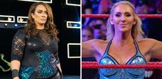 A few months ago Nia Jax injured Becky Lynch on the road to Survivor Series, and Becky had to be pulled from her match with Ronda Rousey. Nia Jax, Survivor Series, Wwe Stuff, Charlotte Flair, Wrestling News, Becky Lynch, Wwe News, Ronda Rousey, Random