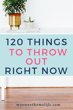 120 things to declutter now Cleaning Checklist, Cleaning Hacks, Home Organisation Tips, Organization, Organizing Ideas, Clutter Free Home, Declutter Your Home, Breastfeeding Tips, Spring Cleaning
