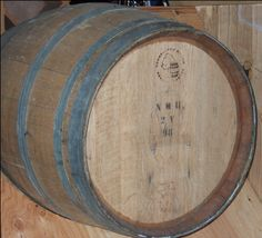 Ten Bears Winery  Wine casks - empty and great for gardening - Angela